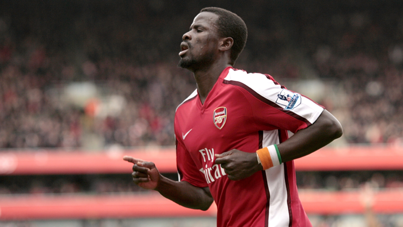 Former Arsenal Defender Emmanuel Eboue Arrested