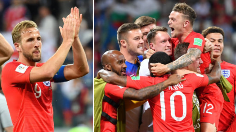 England Vs. Tunisia Was The Most Watched TV Event Of 2018