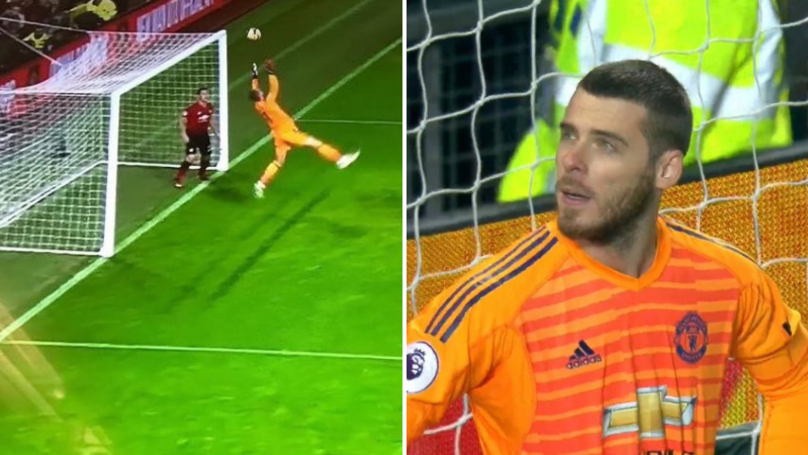 De Gea Makes HUGE Mistake As Manchester United Concede Howler At Old Trafford