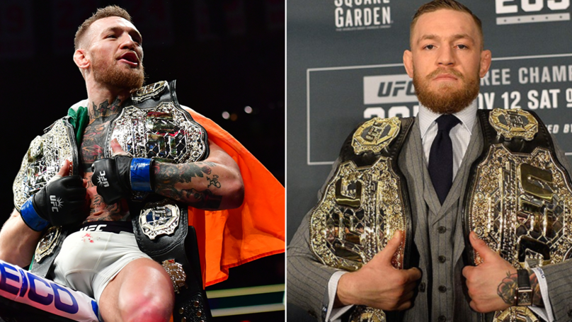 Conor McGregor Could Be Stripped Of UFC Lightweight Title Very Soon