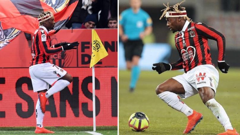 Allan Saint-Maximin Asks For EA Sports To Put His Gucci Headband In FIFA 19