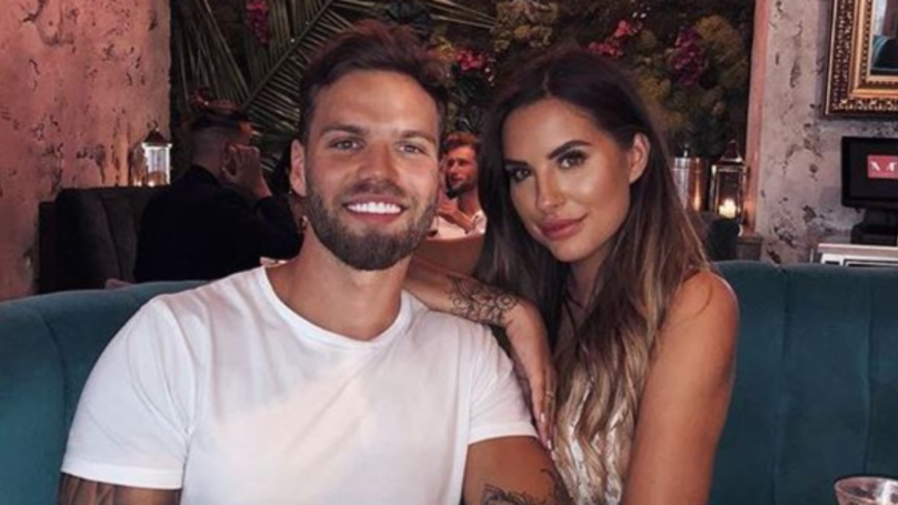 Love Island's Jessica Shears And Dom Lever Marry In Intimate Ceremony With 22 Guests