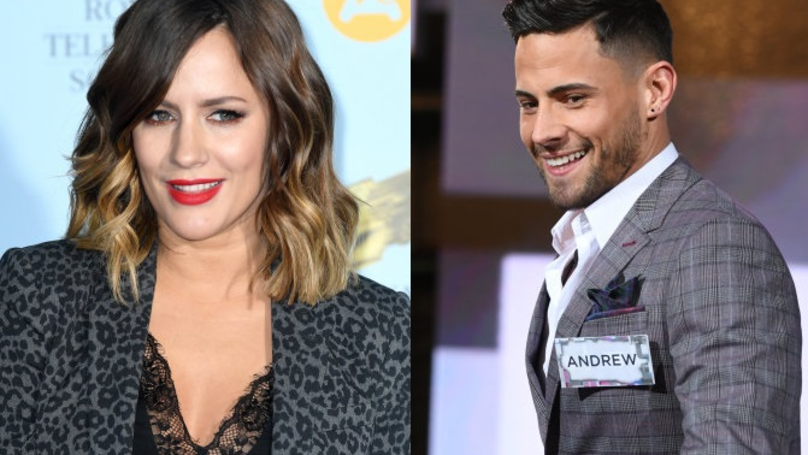 Caroline Flack Dumps Andrew Brady Over Claims He's Cheated On Her