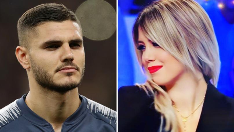 Mauro Icardi's Life 'Has Changed So Much' Because Of Wanda Nara, Says Former Agent