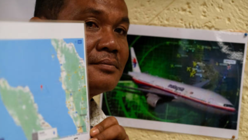 Fisherman Claims To Know Where The MH370 Plane Crashed