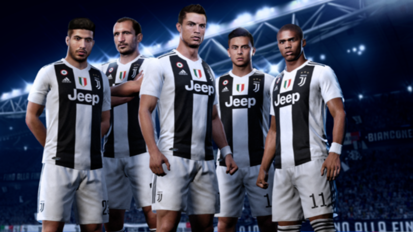 Juventus Will Be Everybody's Favourite Team On FIFA 19