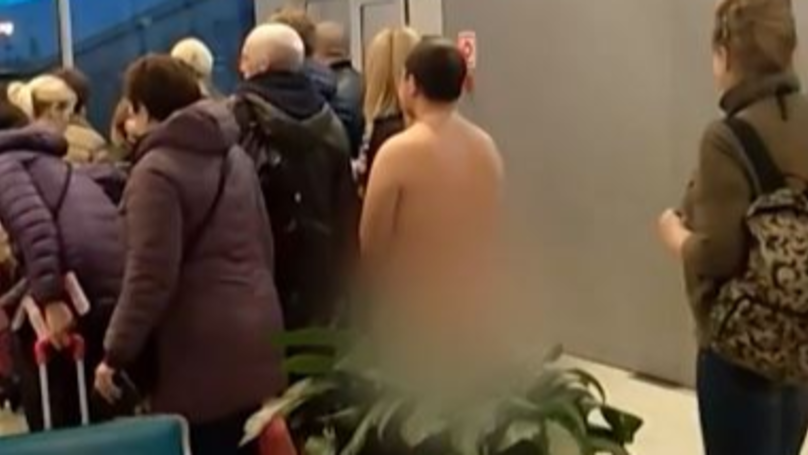 Naked Man Tries To Board Plane Claiming Nudity Makes Him More 'Aerodynamic'