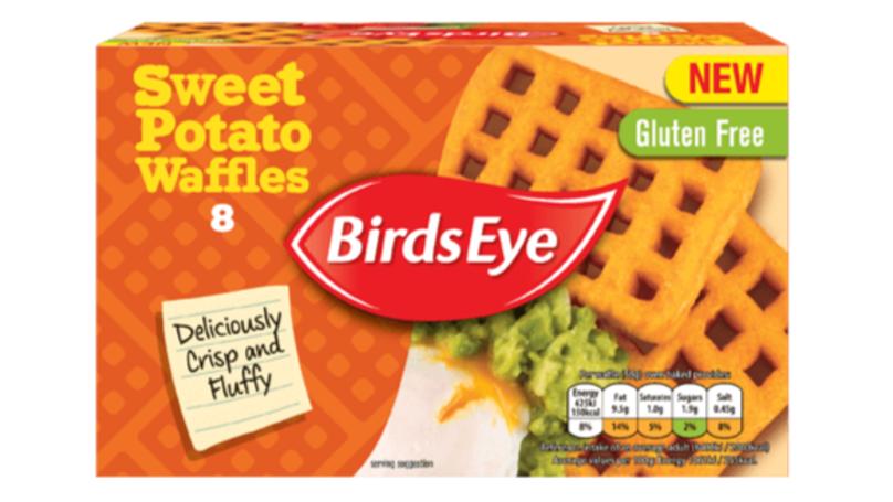 Birds Eye Has Started Selling Sweet Potato Waffles