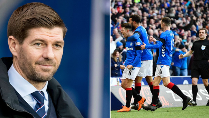 Rangers Beat Celtic In Old Firm Derby At Ibrox