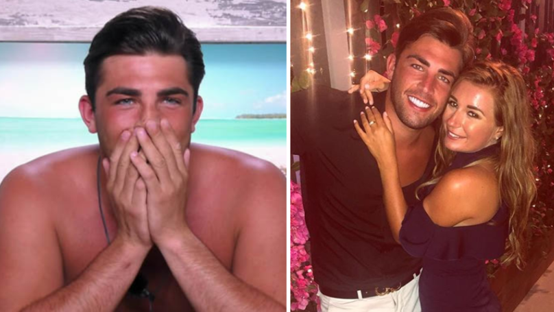 Love Island's Jack Fincham Reveals First Time With Dani Dyer 'Wasn't Great'