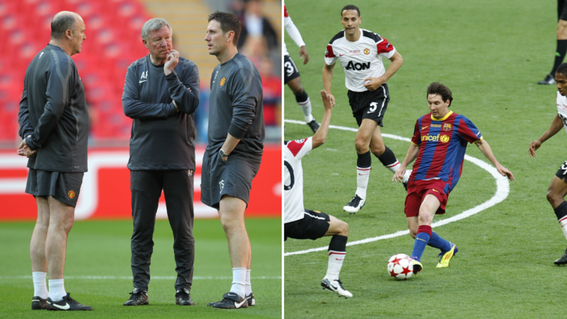 The Plan Sir Alex Ferguson Came Up With To Stop Lionel Messi If United Faced Barcelona Again