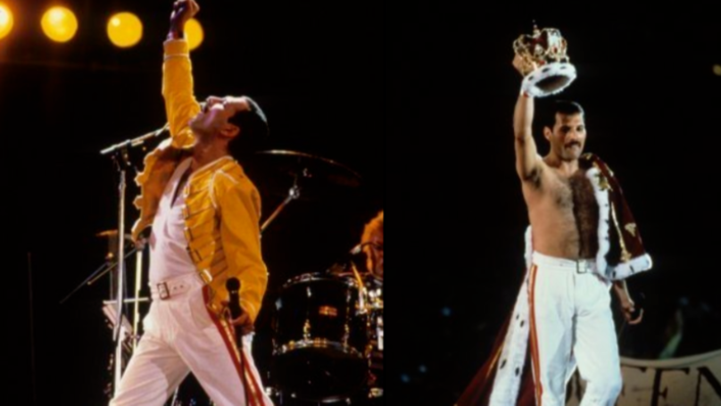 The Final Footage Of Freddie Mercury Alive Is Chilling