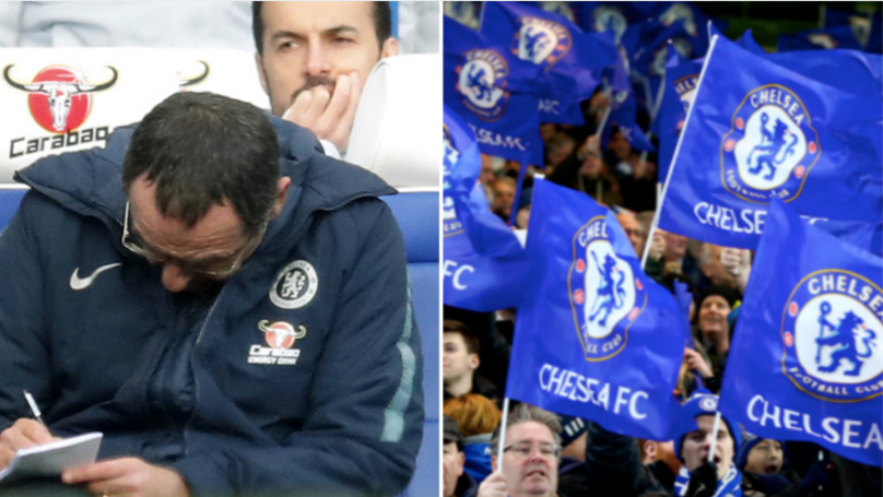 Chelsea Are The Most Hated Club In The Premier League, According To Survey