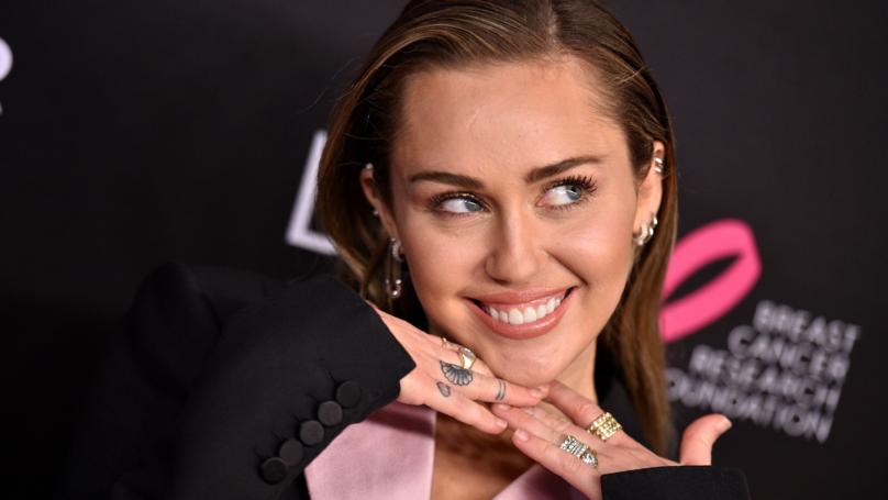 Miley Cyrus Treats Fans To A Hannah Montana Throwback