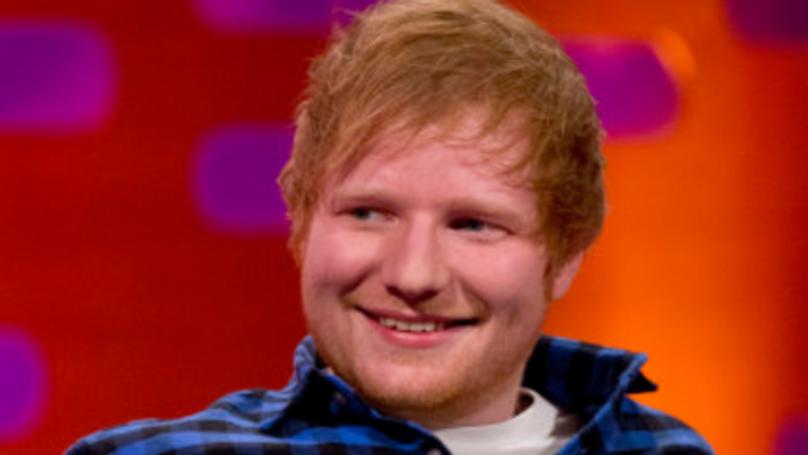 Ed Sheeran's Glastonbury Rider has Been Leaked