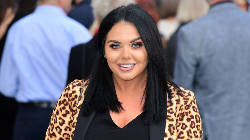 Scarlett Moffatt Shares Uplifting Body Positivity Post On Instagram