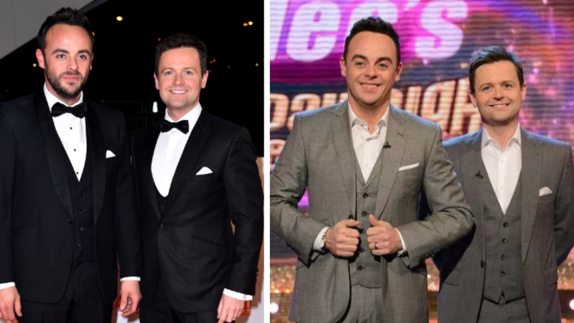 BREAKING: Saturday Night Takeaway Cancelled As Ant McPartlin Is Sent Back To Rehab