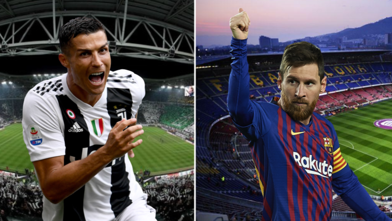 380,000 Fans Have Voted On The 'Who Is The Best' Between Lionel Messi And Cristiano Ronaldo