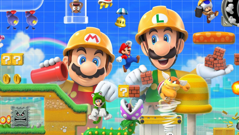 'Super Mario Maker 2' Confirms Summertime Release Date With Cute Trailer