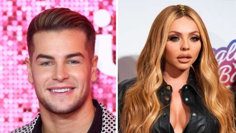 Chris Hughes And Jesy Nelson Confirm Romance After A Week Of Speculation