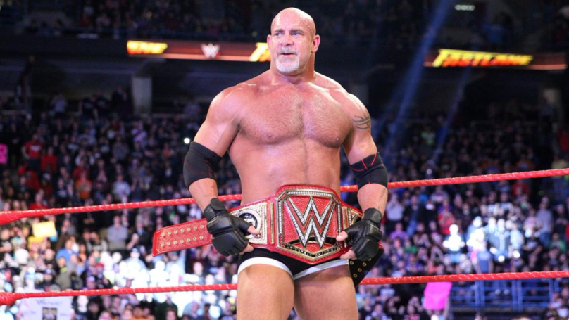 Goldberg To Be Inducted Into The WWE Hall Of Fame