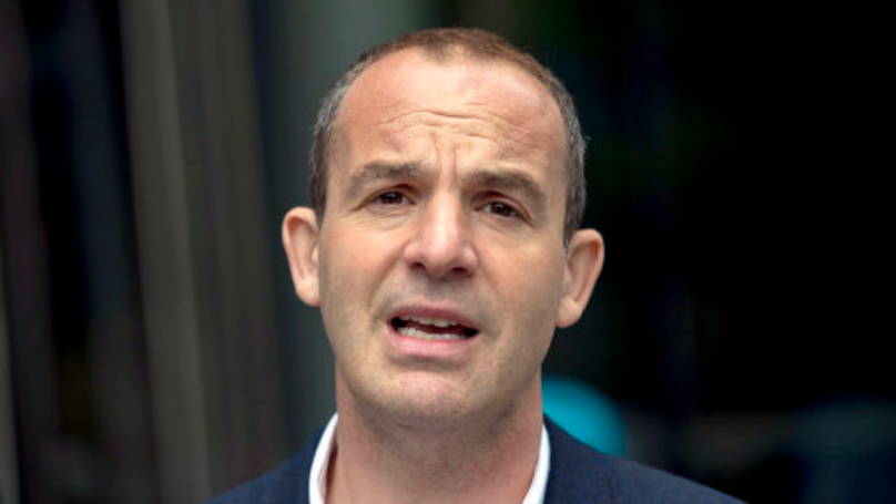 Martin Lewis Cancels His Live TV Work Due To 'Agonising' Throat Ulcer
