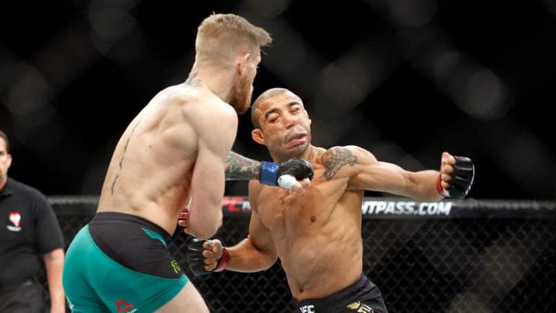 Conor McGregor Mocks Jose Also Over '12' Second Loss