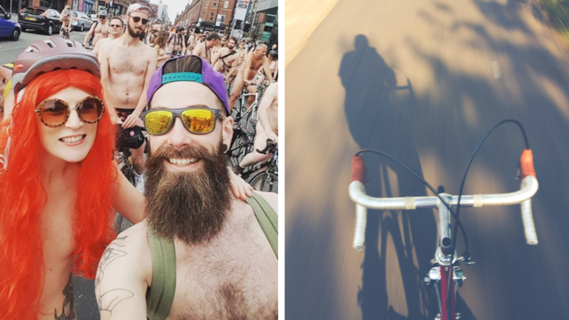The World Naked Bike Ride Is Back In Manchester Next Friday