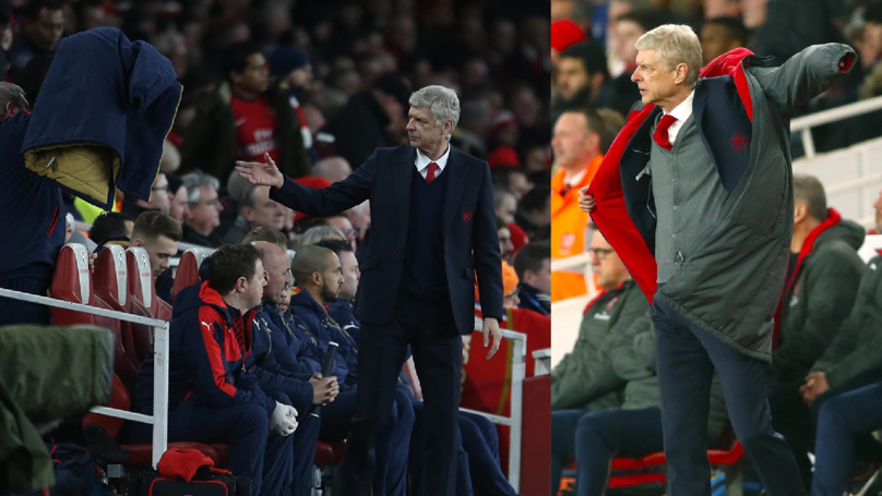 Arsene Wenger Has Opened Up About His Zip Issues At Arsenal