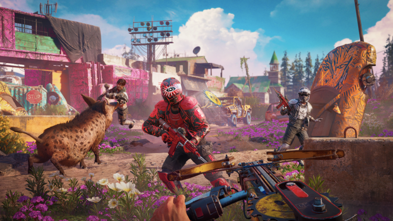 Leaner And Meaner, 'Far Cry New Dawn' Leaves A Bright First Impression
