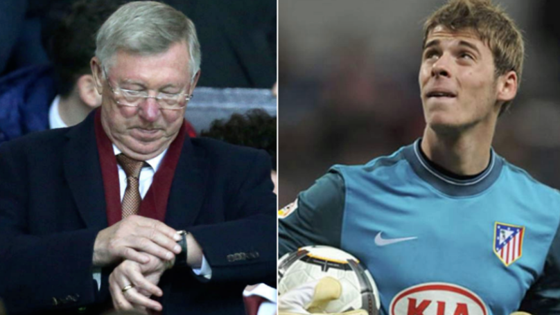The Story Of How Sir Alex Ferguson Came To Sign David De Gea Is A Classic