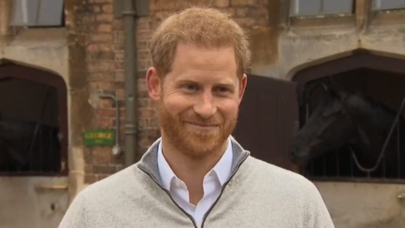 Prince Harry 'Over The Moon' Following Birth Of Son