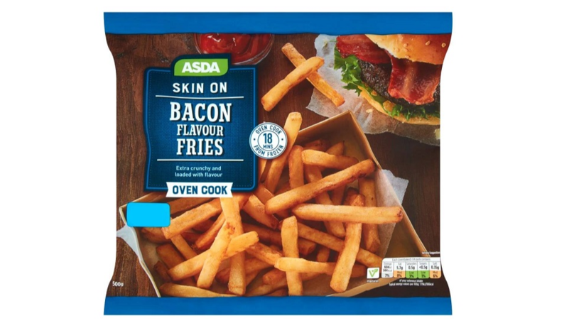 ASDA's Selling Bags Of Bacon-Flavoured Fries