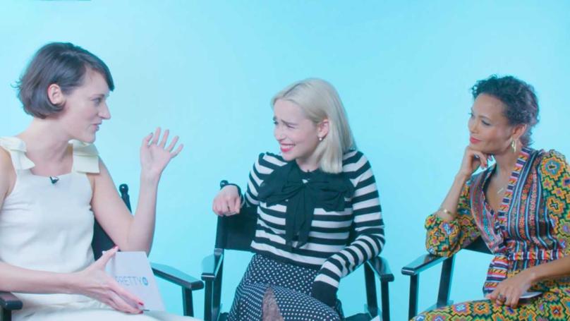 Emilia Clarke, Thandie Newton and Phoebe Waller-Bridge Share Their Stories