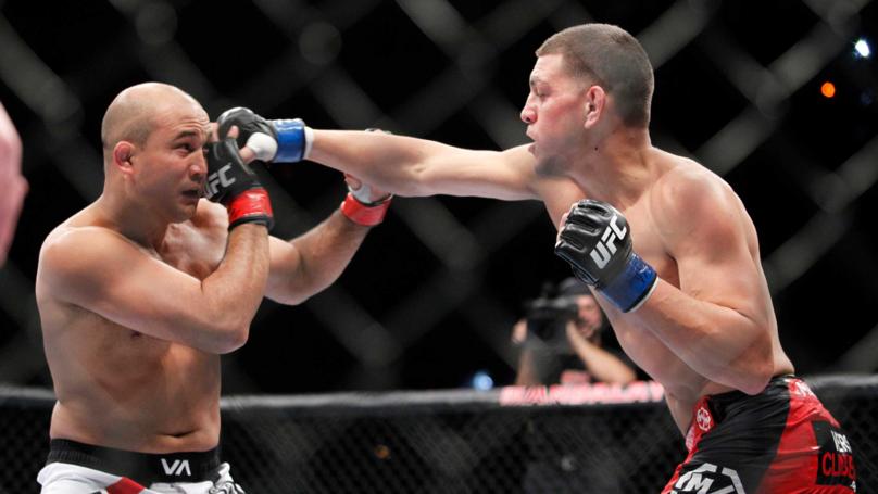 UFC President Dana White 'Confirms' Nick Diaz To Fight At UFC 235