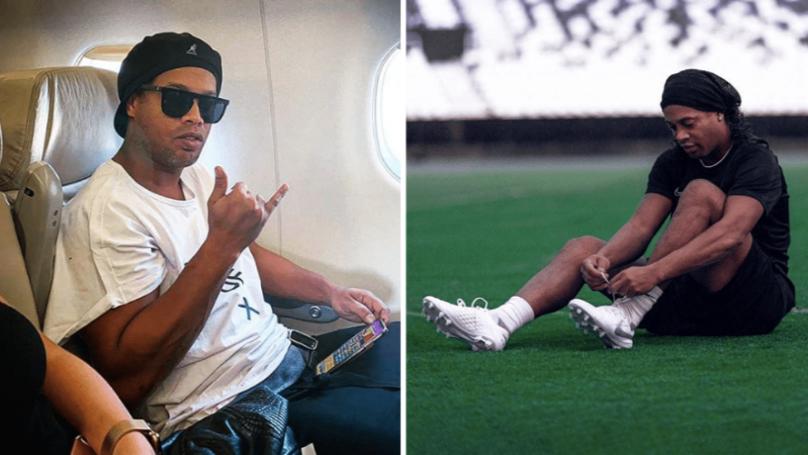 Ronaldinho 'In Talks' To Make Incredible Retirement U-Turn, Aged 39