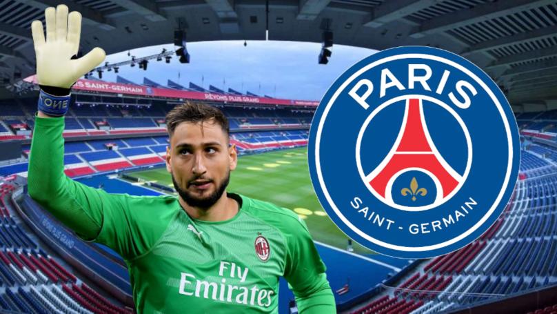 Paris Saint-Germain In Talks To Sign AC Milan's Gianluigi Donnarumma