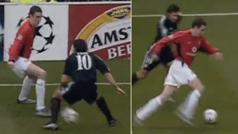 15 Years Ago Today: John O'Shea Nutmegged Luis Figo And Football Changed Forever