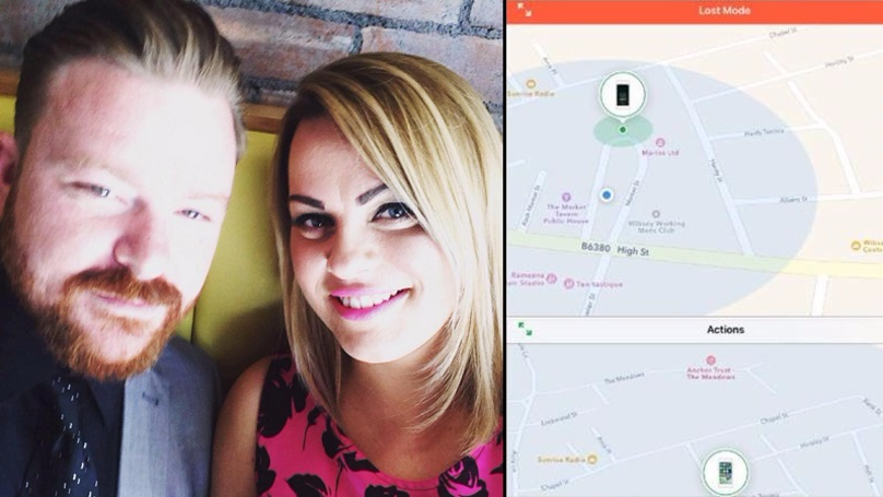 LAD Drives After Phone Using 'Find My iPhone' Only To Find It's In His Car