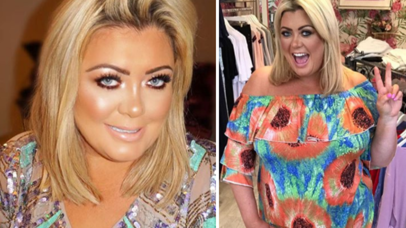 Gemma Collins Confirms She's Single In Cosy Instagram Post
