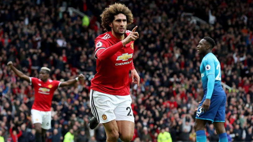 Marouane Fellaini Offered Three-Year Deal By European Giant