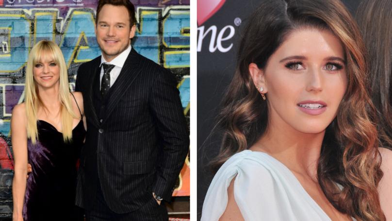 Anna Faris Breaks Silence On Ex Chris Pratt's Engagement To Katherine Schwarzenegger