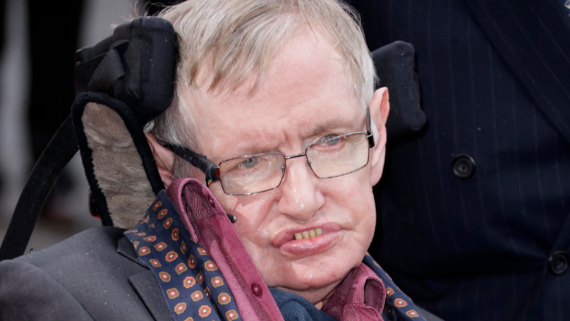 ​Stephen Hawking's Final Theory Is That The Universe Is A Hologram