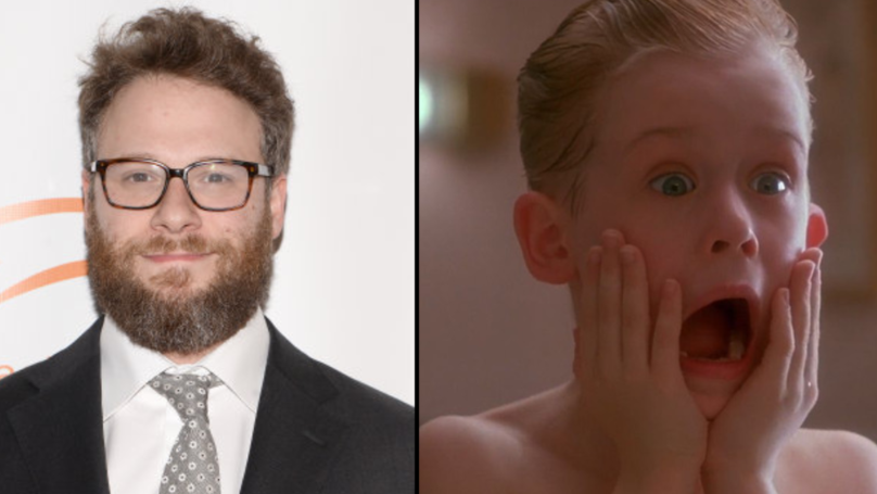 Seth Rogen Reveals Huge 'Home Alone' Fact And Nobody Can Believe It