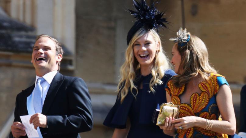 Royal Wedding 2018: The Awkward Moment Prince Harry's Ex Turns Up