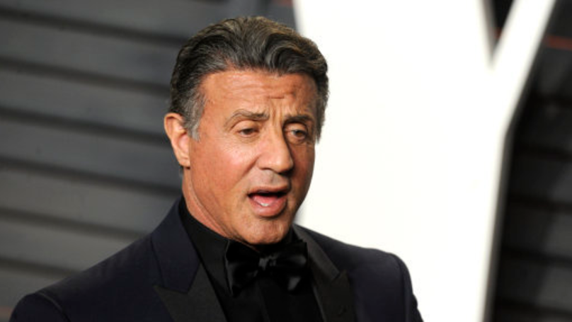 Sly Stallone Weirds People Out By Tweeting About His 'Bombshell' Daughters