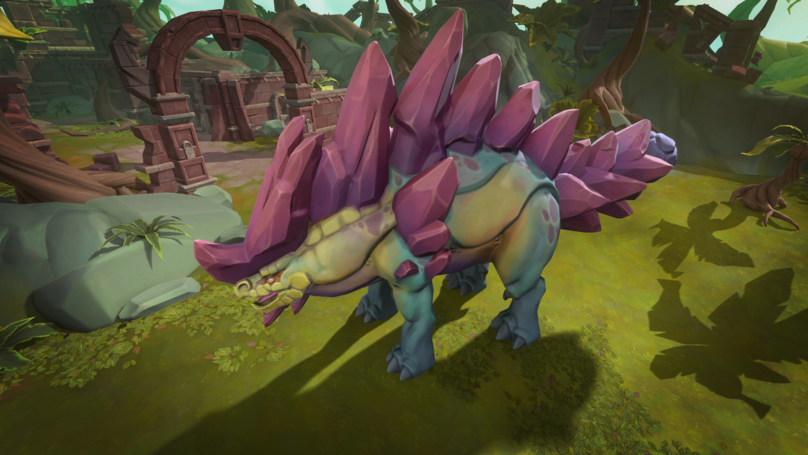 A New Land Full Of Dinosaurs Is Coming To 'Runescape'