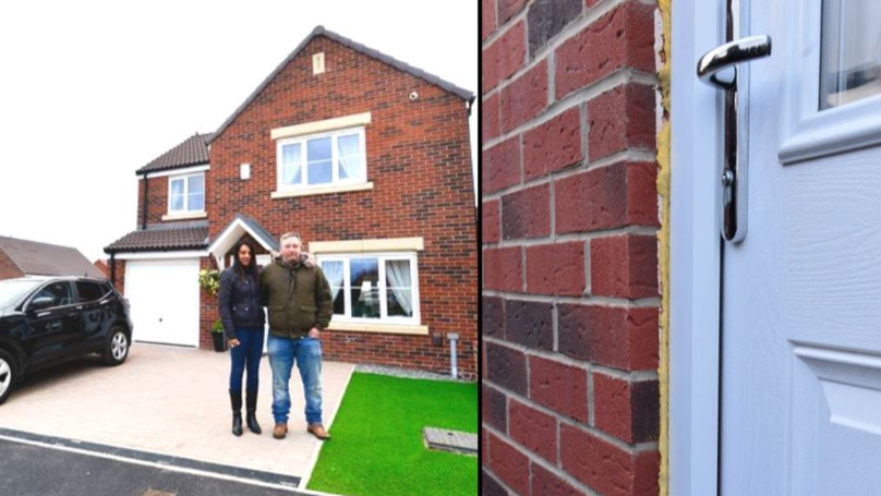 New Homeowners Spend £280,000 Life Savings On House With 700 Faults