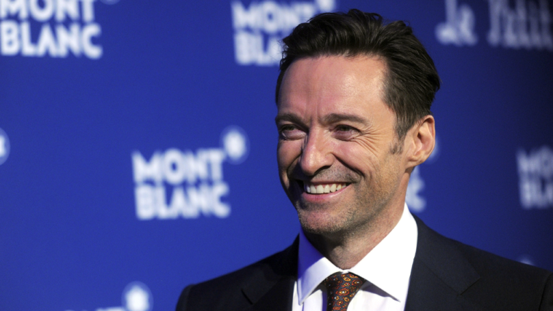 Hugh Jackman Shares Heart-Warming Post About Dad Who Raised Him After Mum Walked Out
