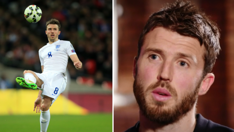 Michael Carrick Reveals He Told The FA Not To Pick Him For England Duty